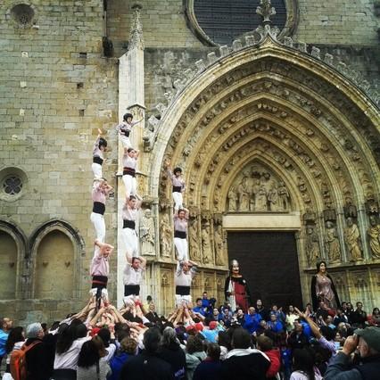 Els nostres bolus: Sortida i actuació a Castelló d'Empúries.