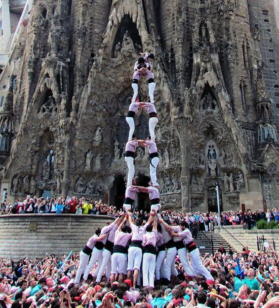 Els nostres bolus: Sagrada Família (04-05-2014).