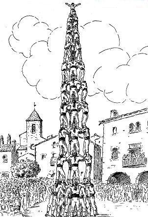 CASTELLS (dibuix 2)
