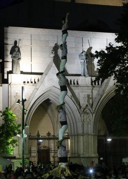 Pilar de 6 (Foto: La Torre del Palau).