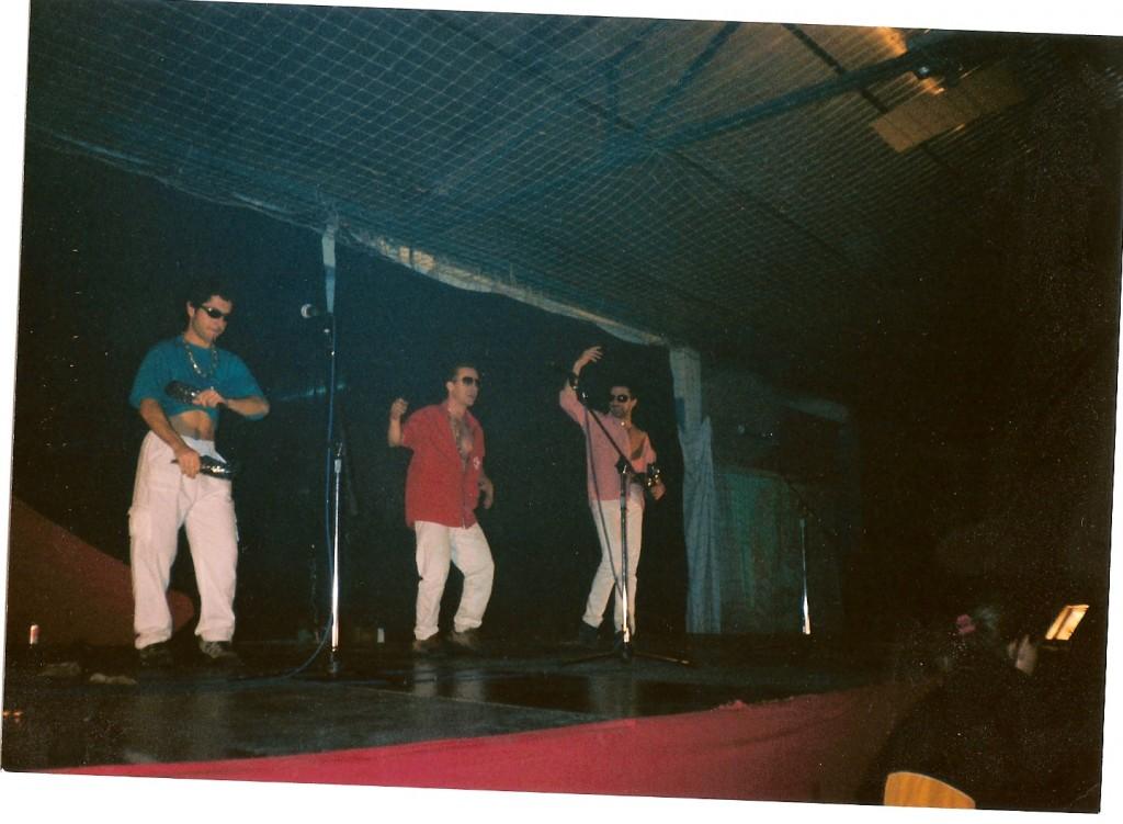 """""""Son Ilusiones"""", Los Chichos, Diada 2002."""