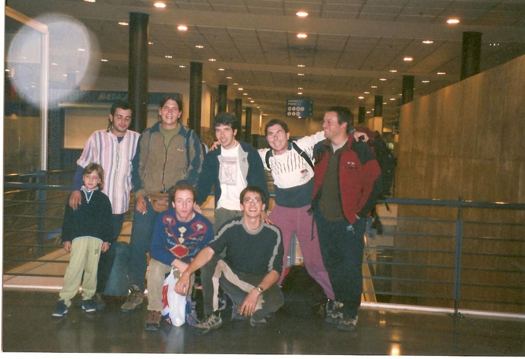 Viatge a Mallorca, 2002.