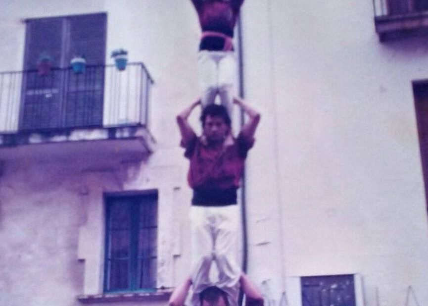 Foto: Colla Jove Castellers de Sitges